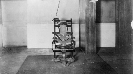 electric chair ny